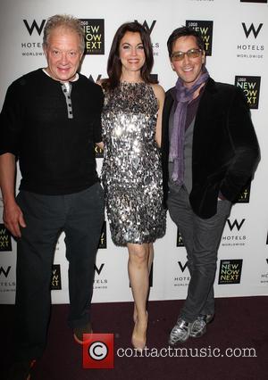 Jeff Perry, Bellamy Young and Dan Bucatinsky