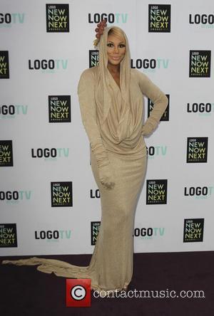 Tamar Braxton - 6th Annual Logo 'NewNowNext Awards' - Arrivals - Los Angeles, California, United States - Saturday 13th April...