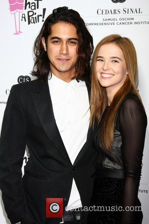 Avan Jogia and Zoey Deutch -