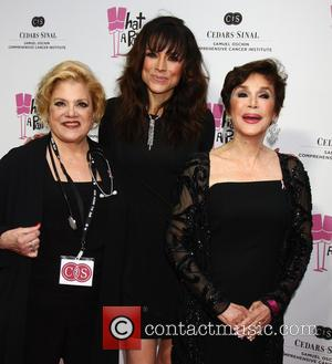 Unknown, Liz Vassey and Mary Ann Mobley