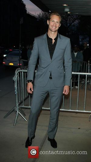 Alexander Skarsgard - Screening of Disconnect at the SVA Visual Arts Theater - New York, NY, United States - Saturday...