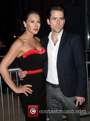 America Olivo and Christian Campbell - Screening of Disconnect at the SVA Visual Arts Theater - New York, NY, United...