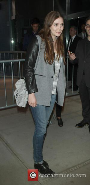 Elizabeth Olsen - Screening of Disconnect at the SVA Visual Arts Theater - New York, NY, United States - Saturday...