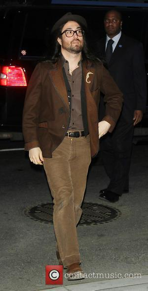 Sean Lennon - Screening of Disconnect at the SVA Visual Arts Theater - New York, NY, United States - Saturday...