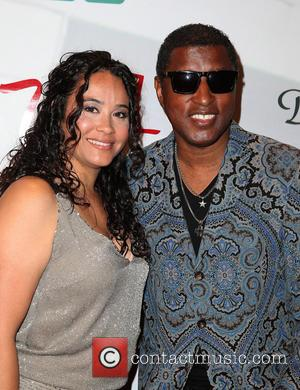 Kenneth Babyface Edmonds and Nicole Edmonds
