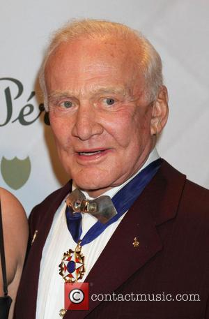 Buzz Aldrin - Keep Memory Alive Honors Quincy Jones and Sir Michael Caine - Las Vegas, NV, United States -...