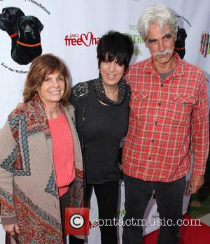 Diane Warren, Sam Elliott and Katharine Ross - The Onyx And Breezy Foundation's 'Saving Tails' Fundraiser in Hollywood - Los...