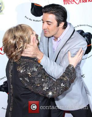 Gilles Marini and Wanda Sheets - The Onyx And Breezy Foundation's 'Saving Tails' Fundraiser in Hollywood - Los Angeles, California,...
