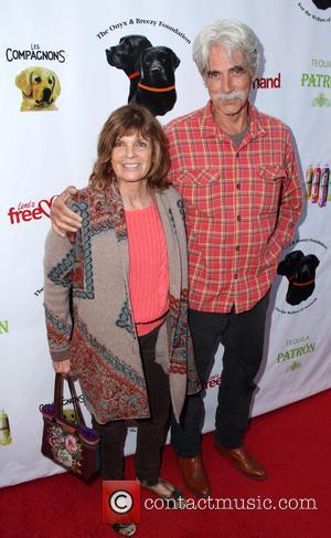 Sam Elliott and Katharine Ross