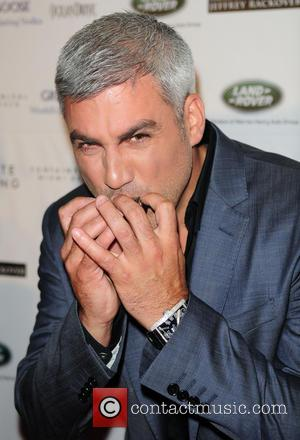 Taylor Hicks - The Blacks' Annual Gala 2013 held at Fontainebleau Miami Beach - Arrivals - Miami Beach , Florida,...