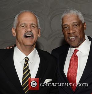 Stedman Graham and Julius 'dr J' Erving
