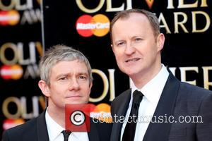 Martin Freeman and Mark Gatiss