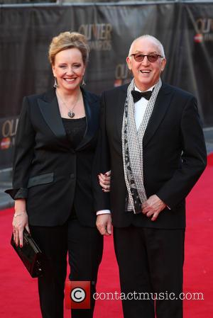 Guest - The Laurence Olivier Awards 2014 held at the Royal Opera House - Arrivals - London, United Kingdom -...