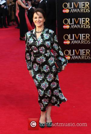Arlene Phillips - Olivier Awards 2014 held at the Royal Opera House - Arrivals - London, United Kingdom - Saturday...
