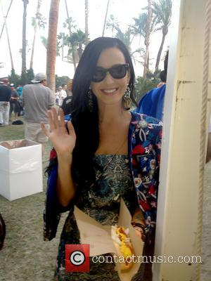 Coachella, Katy Perry