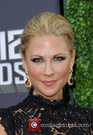 Desi Lydic - 2013 MTV Movie Awards held at Sony Pictures Studios- Arrivals - Los Angeles, California, United States -...