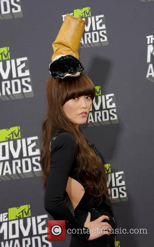 Hana Mae Lee - 2013 MTV Movie Awards held at Sony Pictures Studios- Arrivals - Los Angeles, California, United States...