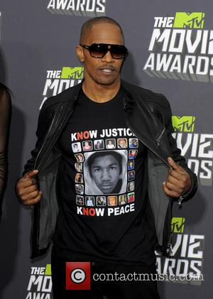 Jamie Fox - 2013 MTV Movie Awards