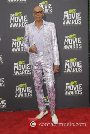 RuPaul - 2013 MTV Movie Awards held at Sony Pictures Studios- Arrivals - Los Angeles, California, United States - Sunday...