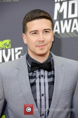 Vinny Guadagnino - 2013 MTV Movie Awards held at Sony Pictures Studios- Arrivals - Los Angeles, California, United States -...