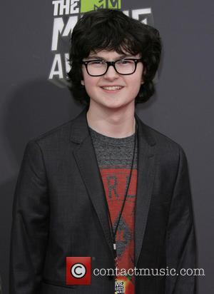 Jared Gilman - 2013 MTV Movie Awards held at Sony Pictures Studios - Arrivals - Los Angeles, CA, United States...