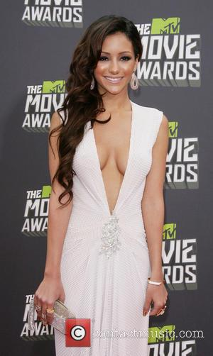 Melanie Iglesias - 2013 MTV Movie Awards held at Sony Pictures Studios - Arrivals - Los Angeles, California, United States...