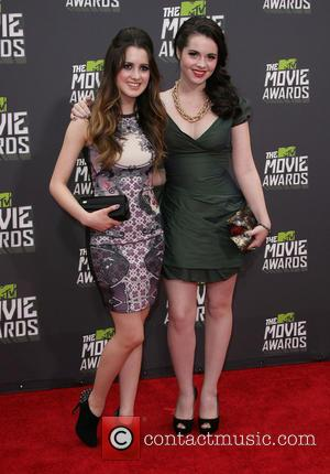 Laura Marano and Vanessa Marano - 2013 MTV Movie Awards held at Sony Pictures Studios - Arrivals - Los Angeles,...