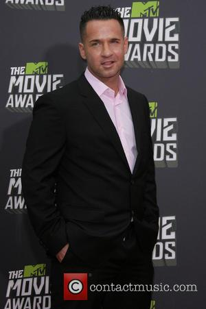 Mike Sorrentino - 2013 MTV Movie Awards Arrivals