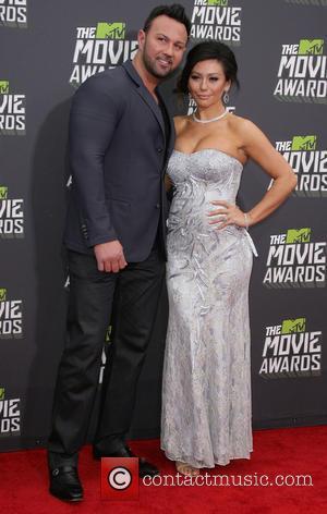 Jenni Farley and Roger Matthews