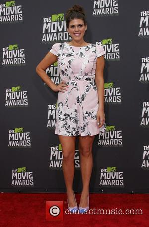 Molly Tarlov - 2013 MTV Movie Awards held at Sony Pictures Studios- Arrivals - Los Angeles, CA, United States -...