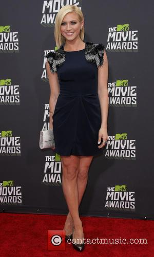 Brittany Snow - 2013 MTV Movie Awards held at Sony Pictures Studios- Arrivals - Los Angeles, CA, United States -...
