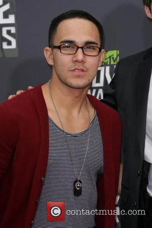 Carlos Pena - 2013 MTV Movie Awards held at Sony Pictures Studios- Arrivals - Los Angeles, CA, United States -...