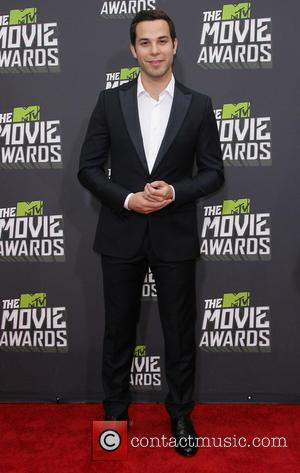 Skylar Astin - 2013 MTV Movie Awards held at Sony Pictures Studios- Arrivals - Los Angeles, CA, United States -...