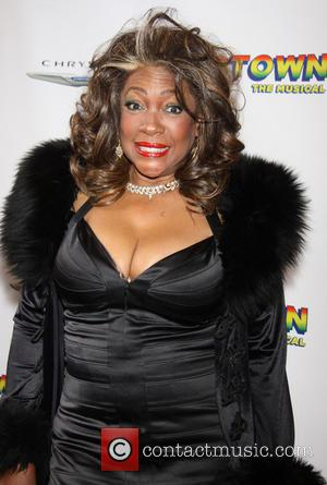 Mary Wilson - Broadway opening night of Motown:The Musical at the Lunt-Fontanne Theatre - Arrivals - New York City, United...