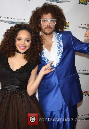 Jadagrace and Red Foo