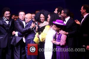 Smokey Robinson, Berry Gordy, Diana Ross, Br, On Victor Dixon, Valisia Lekae, Raymond Luke Jr., Charles R and Olph-wright