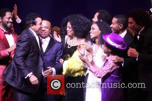 Smokey Robinson, Berry Gordy, Diana Ross, Br, on Victor Dixon, Valisia LeKae, Raymond Luke Jr., Charles R and olph-Wright -...