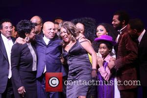 Smokey Robinson, Gladys Knight, Stevie Wonder, Berry Gordy, Mary Wilson, Diana Ross, Valisia Lekae, Raymond Luke Jr., Br and On Victor Dixon