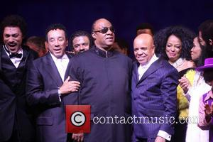Smokey Robinson, Stevie Wonder, Berry Gordy, Diana Ross, Brandon Victor Dixon and Valisia Lekae