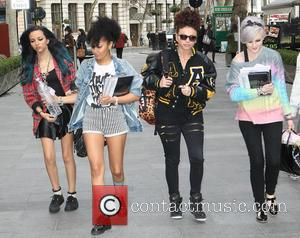 Little Mix, Jade Thirlwall, Leigh-anne Pinnock, Jesy Nelson and Perrie Edwards