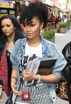 Little Mix and Leigh-anne Pinnock