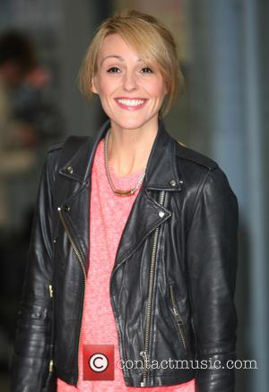 Suranne Jones - Celebrities at the ITV studios - London, United Kingdom - Monday 15th April 2013