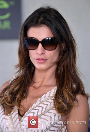 Elisabetta Canalis - Celebrities unveil their  brand-new