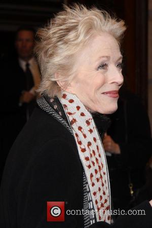 Holland Taylor - Opening night of 'The Nance' at the Lyceum Theatre-Arrivals - New York City, New York , United...