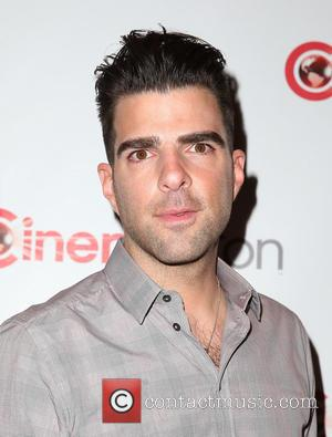 Zachary Quinto - Paramount Pictures Host Opening Night Event At CinemaCon At Caesars Palace Resort and Casino, NV - Las...