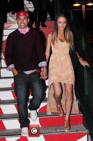 Victor Ortiz - 'Dancing With the Stars' afterparty