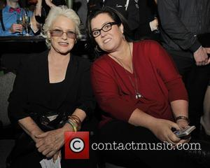 Sharon Gless and Rosie O'donnell