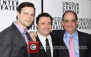 Jonny Orsini, Nathan Lane and Lewis J. Stadlen