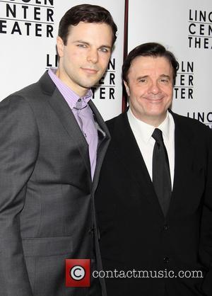 Jonny Orsini and Nathan Lane