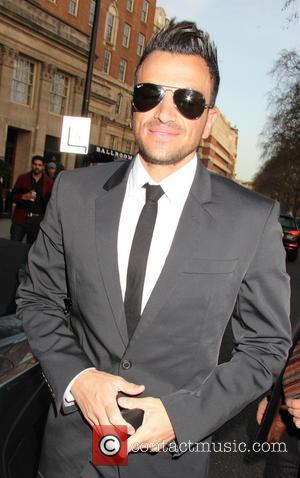 Peter Andre - The Asian Awards held at the Grosvenor House - Arrivals - London, United Kingdom - Tuesday 16th...